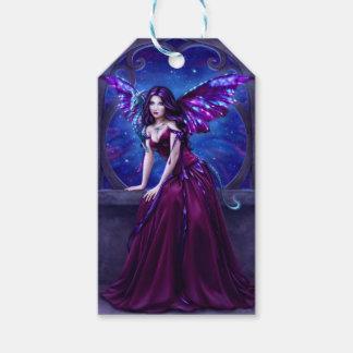 Andromeda Dragon Fantasy Art Gift Tags Pack Of Gift Tags