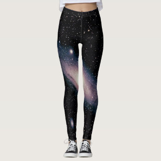 Andromeda Galaxy #13 Leggings