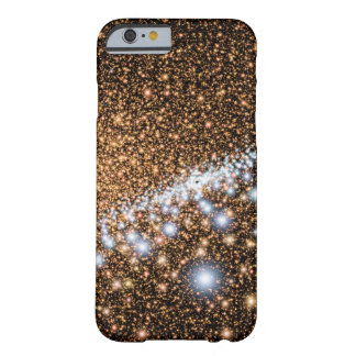Andromeda Galaxy in Gold - NASA Space Image Barely There iPhone 6 Case