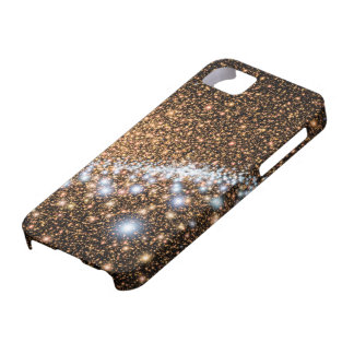 Andromeda Galaxy in Gold  - NASA Space Image Case For The iPhone 5
