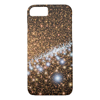 Andromeda Galaxy in Gold - NASA Space Image iPhone 7 Case