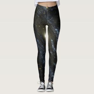 Andromeda Galaxy Leggings