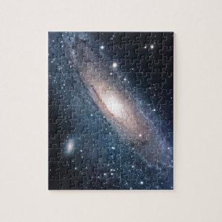 andromeda galaxy milky way cosmos universe jigsaw puzzle