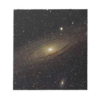 Andromeda Galaxy Notepads