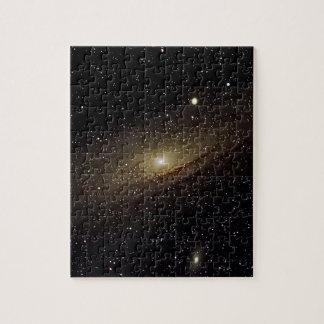 Andromeda Galaxy Puzzles