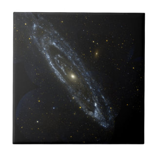 Andromeda Galaxy Tile. Tile