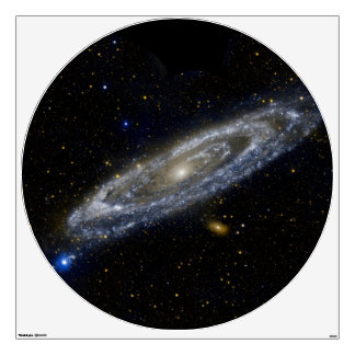 "Andromeda Galaxy Wall Decal 48""x48"""