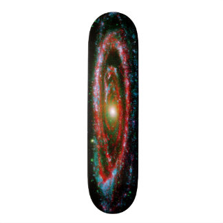 Andromeda Gallaxy Skateboard Decks
