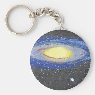 Andromeda Keychain