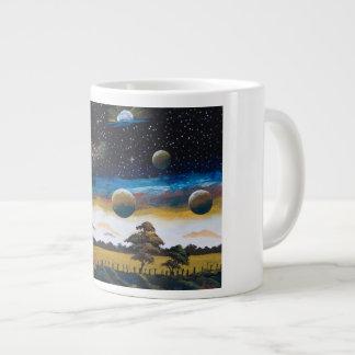 Andromeda Large Coffee Mug