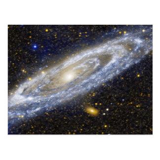 Andromeda Postcard