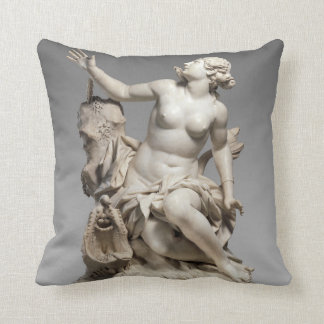 Andromeda & the Sea Monster Pillow