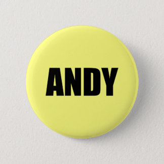 Andy 2 Inch Round Button