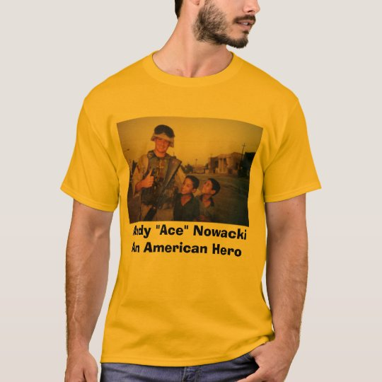 "Andy ""Ace"" Nowacki Shirt"
