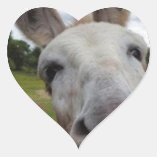 Andy Heart Sticker