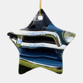Andy III Ceramic Star Ornament