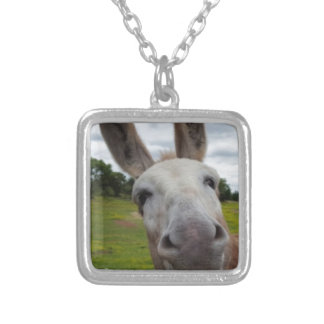 Andy Silver Plated Necklace