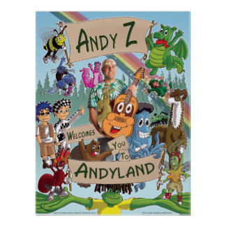 Andy Z & Friends poster