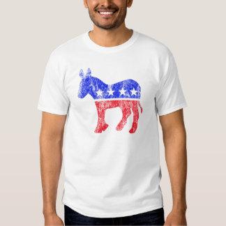 Âne de Parti démocrate Tshirts