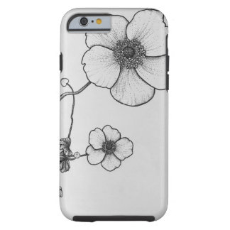 Anemone Flower Phone Case
