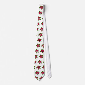 Anemone  Flower sea turtle tie