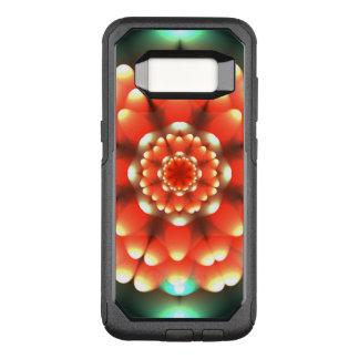 Anemone Mandala OtterBox Commuter Samsung Galaxy S8 Case