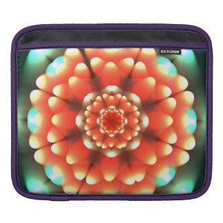 Anemone Mandala Sleeve For iPads