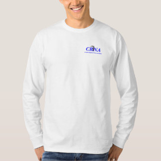 Anesthesia CRNA long sleeve T T-Shirt