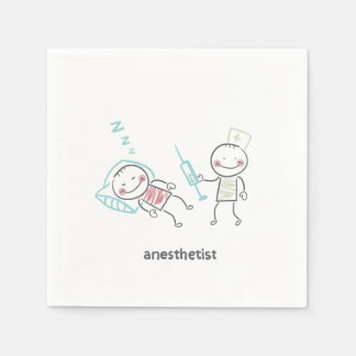Anesthetist Paper Napkins