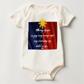 ang mamatay ng dahil sayo baby baby bodysuit