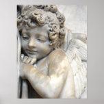 Ange à Venise Affiches