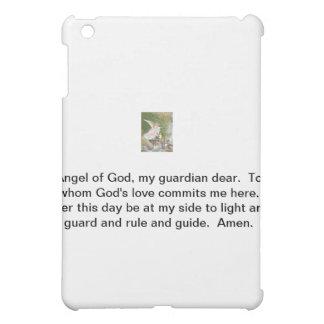 Ange de Dieu mon gardien cher ! Coques iPad Mini