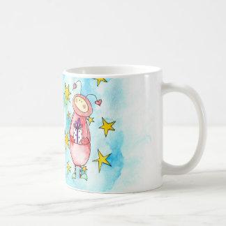 Ange de Noël Tasse À Café