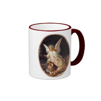 Ange gardien mug ringer