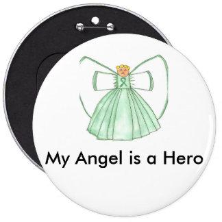 angel1 6 inch round button
