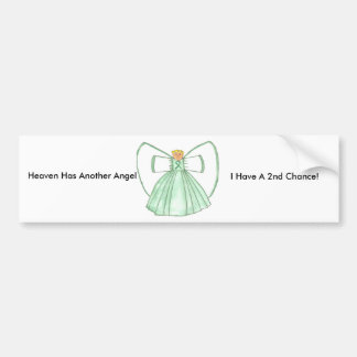 angel1 bumper sticker