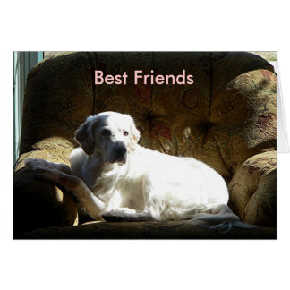 Angel 03212006, Best Friends Card
