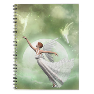 Angel 1 - Amoung Friends Notebook