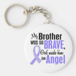 Angel 1 Brother Esophageal Cancer Key Chain