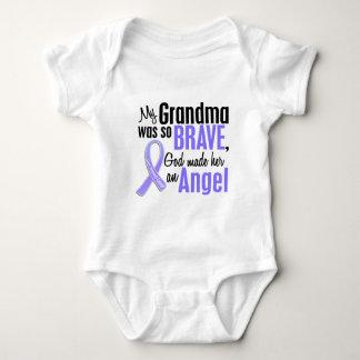 Angel 1 Grandma Stomach Cancer Baby Bodysuit