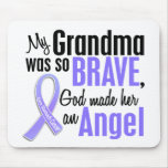 Angel 1 Grandma Stomach Cancer Mousepads