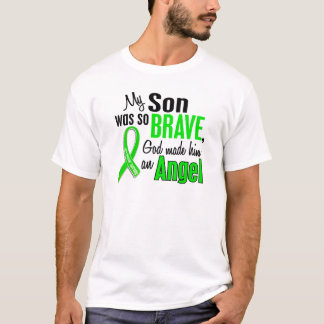 Angel 1 Muscular Dystrophy Son T-Shirt