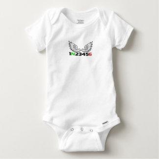 angel 1N23456 Baby Onesie