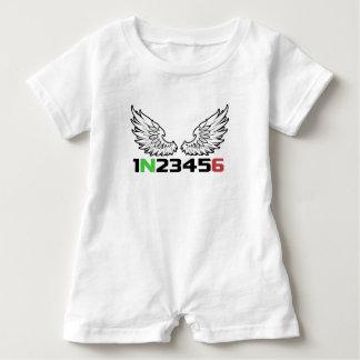 angel 1N23456 Baby Romper