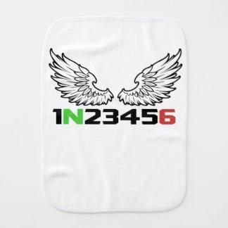angel 1N23456 Burp Cloth