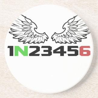 angel 1N23456 Coasters