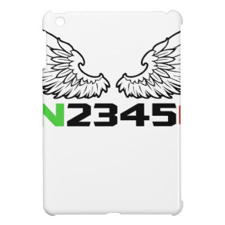 angel 1N23456 iPad Mini Cover