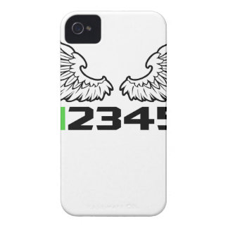 angel 1N23456 iPhone 4 Case-Mate Case