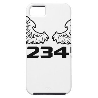 angel 1N23456 iPhone 5 Case