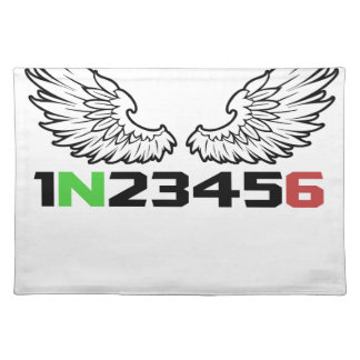 angel 1N23456 Placemat
